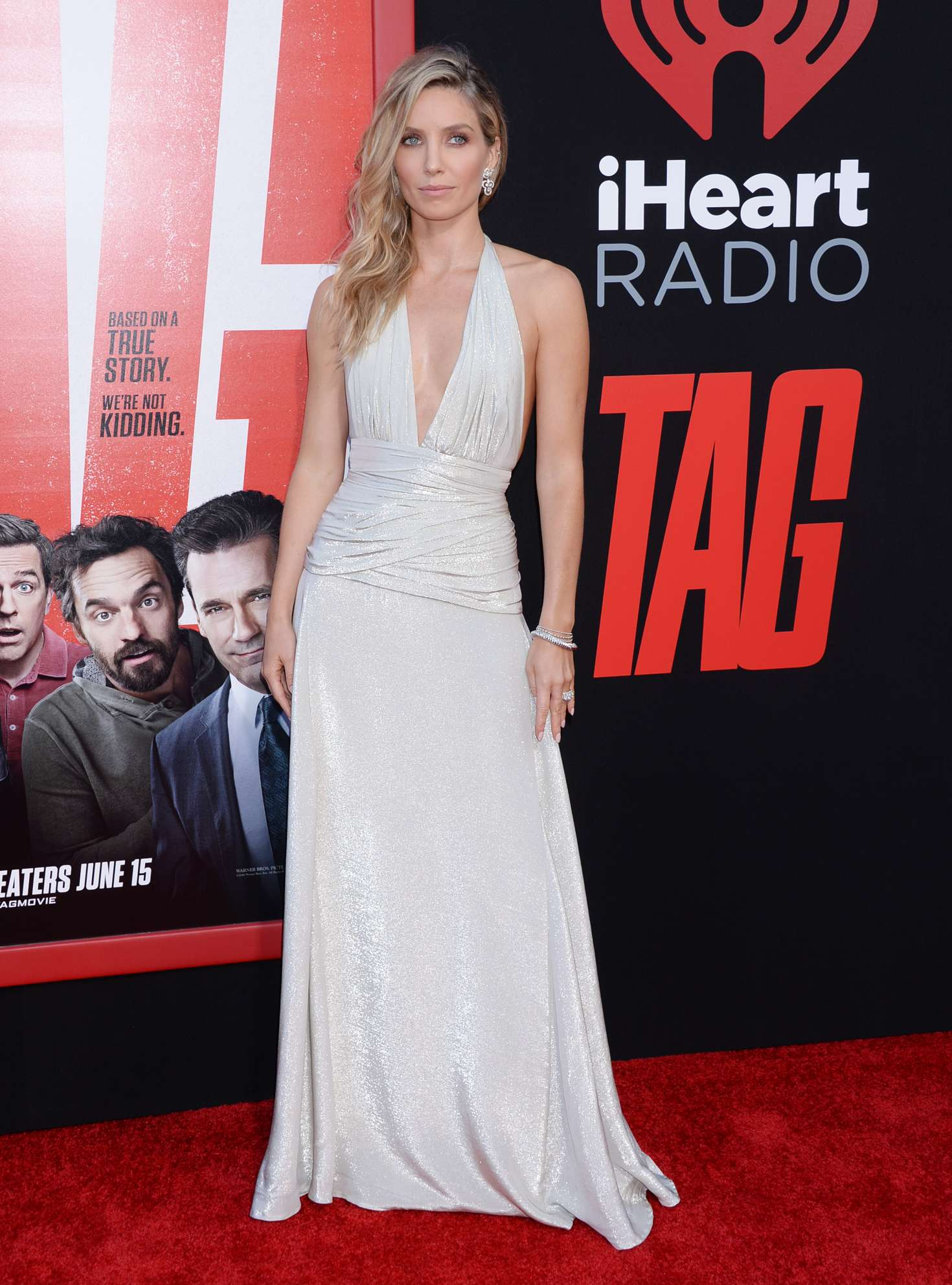 Annabelle Wallis 2018 : Annabelle Wallis: TAG Premiere in Westwood -03