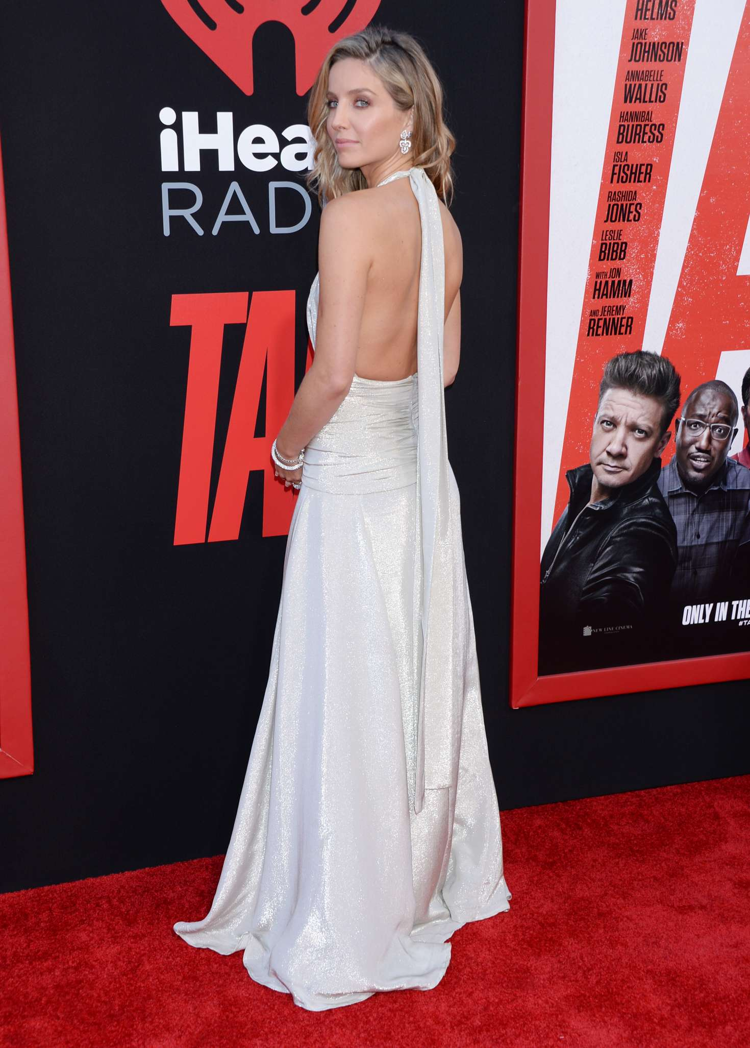 Annabelle Wallis 2018 : Annabelle Wallis: TAG Premiere in Westwood -10