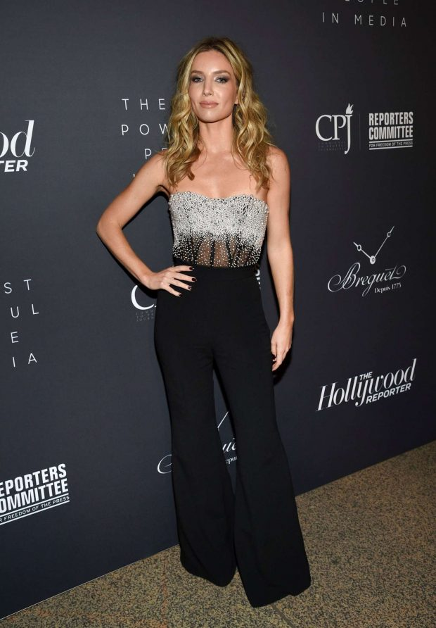 Annabelle Wallis - The Hollywood Reporter's 9th Annual Most Poweful People In Media in NY