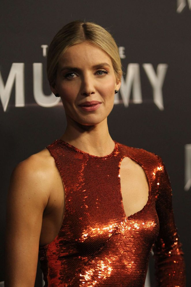 Annabelle Wallis - 'The Mummy' Premiere in Sydney