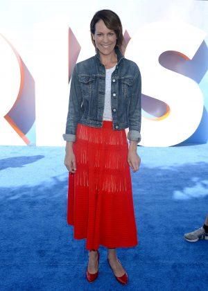 Annabeth Gish - 'Storks' Premiere in Los Angeles