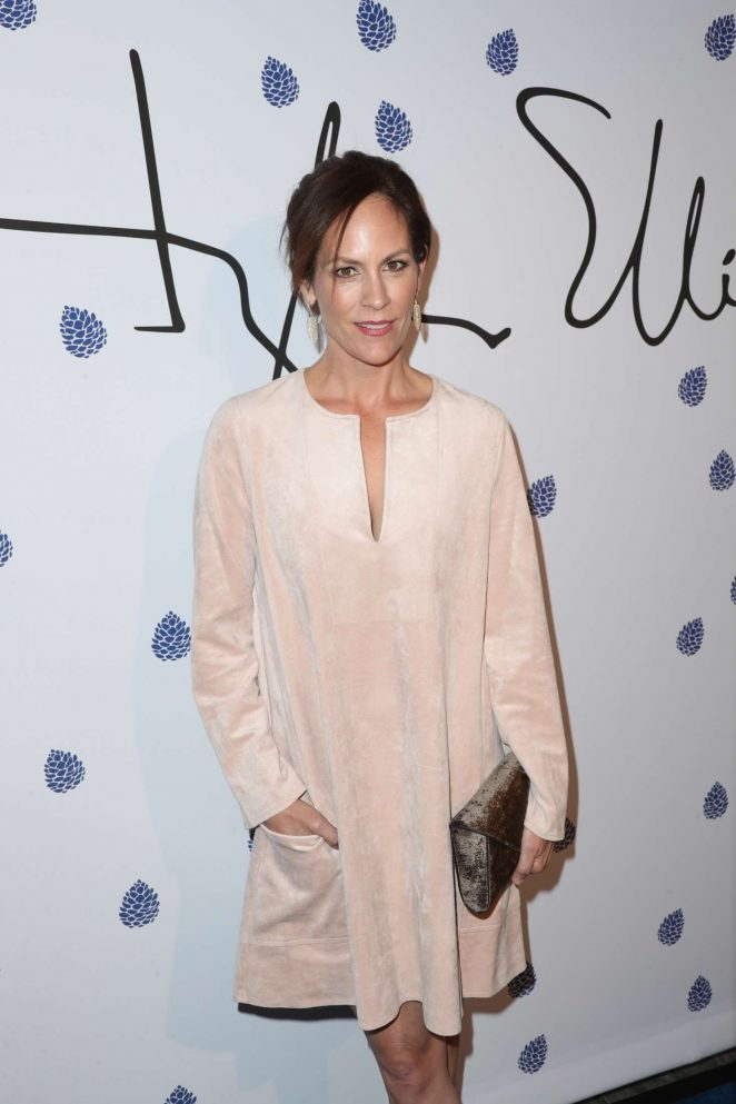 Annabeth Gish - Tyler Ellis Celebrates 5th Anniversary in West Hollywood