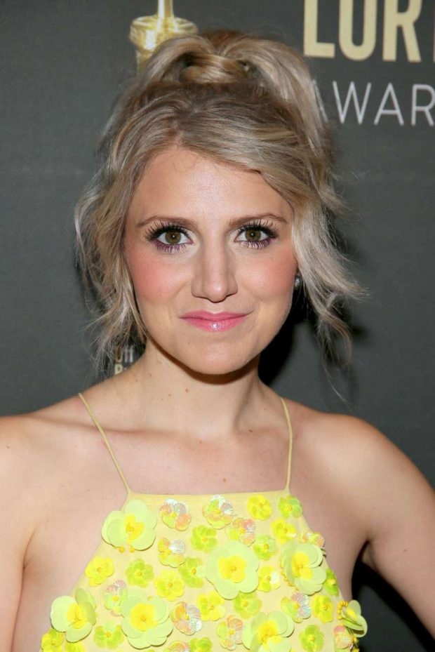 Annaleigh Ashford - 34th Annual Lucille Lortel Awards in New York City
