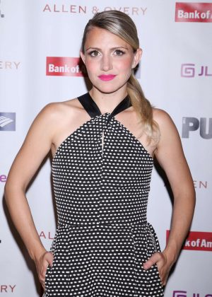 Annaleigh Ashford - 'A Midsummer Night's Dream' Play Opening Night in NY