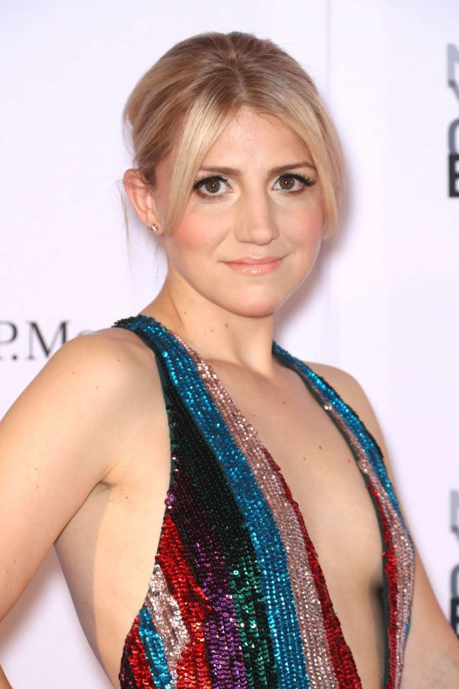 Annaleigh Ashford - New York City Ballet Spring Gala in New York