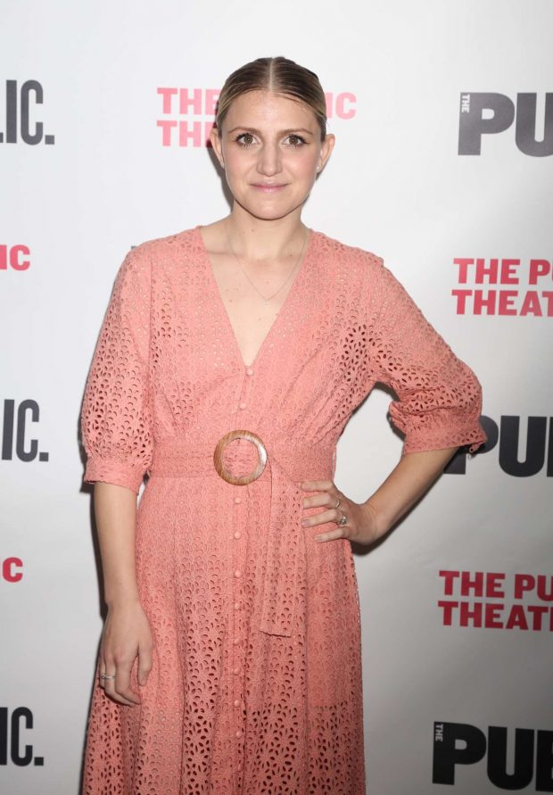 Annaleigh Ashford - 'Socrates' Off Broadway Opening Night in New York
