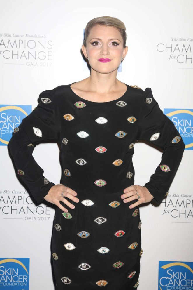Annaleigh Ashford - The Skin Cancer Foundation's 'Champions for Change' Gala in NY