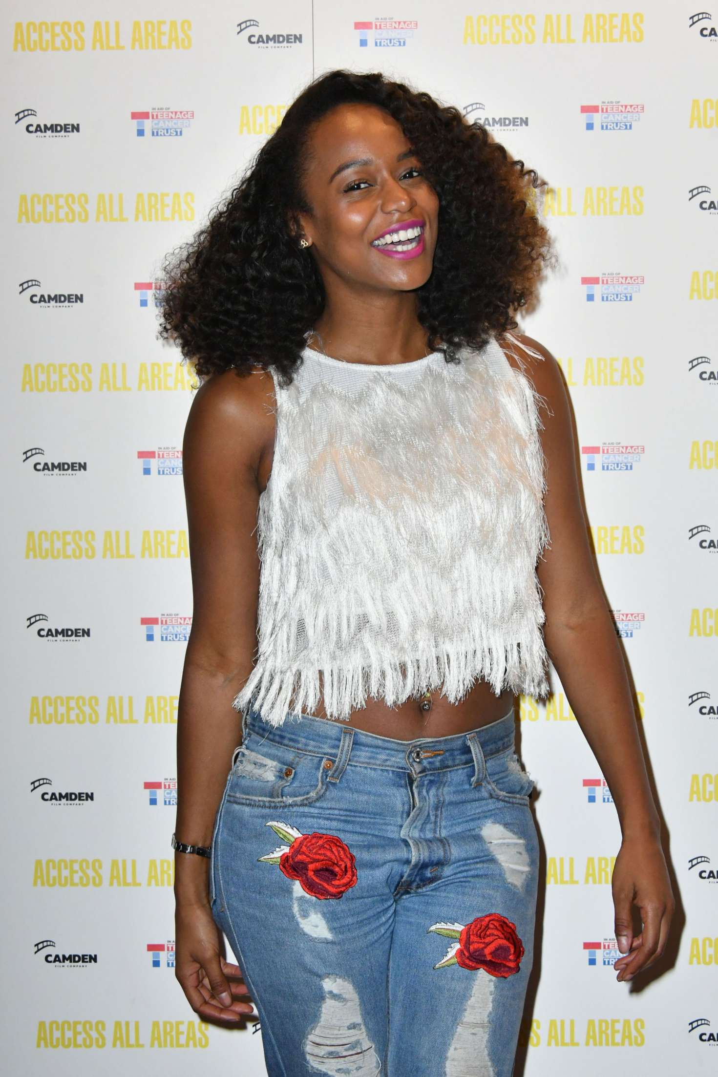 Annaliese Dayes - 'Access All Areas' Screening in London