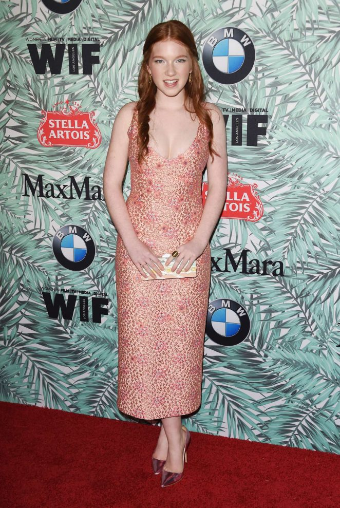 Annalise Basso - 10th Annual Women in Film Pre-Oscar Cocktail Party in LA