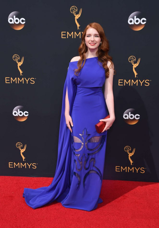 Annalise Basso - 2016 Emmy Awards in Los Angeles