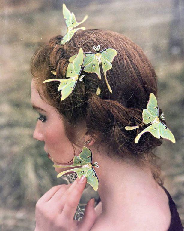 Annalise Basso - 'At twilight' photoshoot (April 2020)