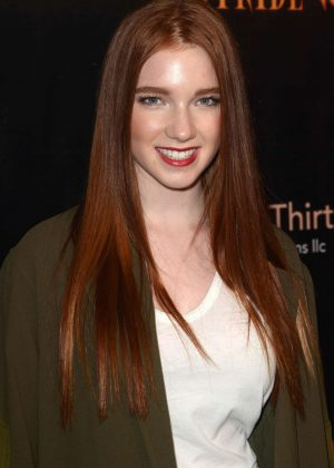 Annalise Basso - Los Angeles Haunted Hayride in Los Feliz