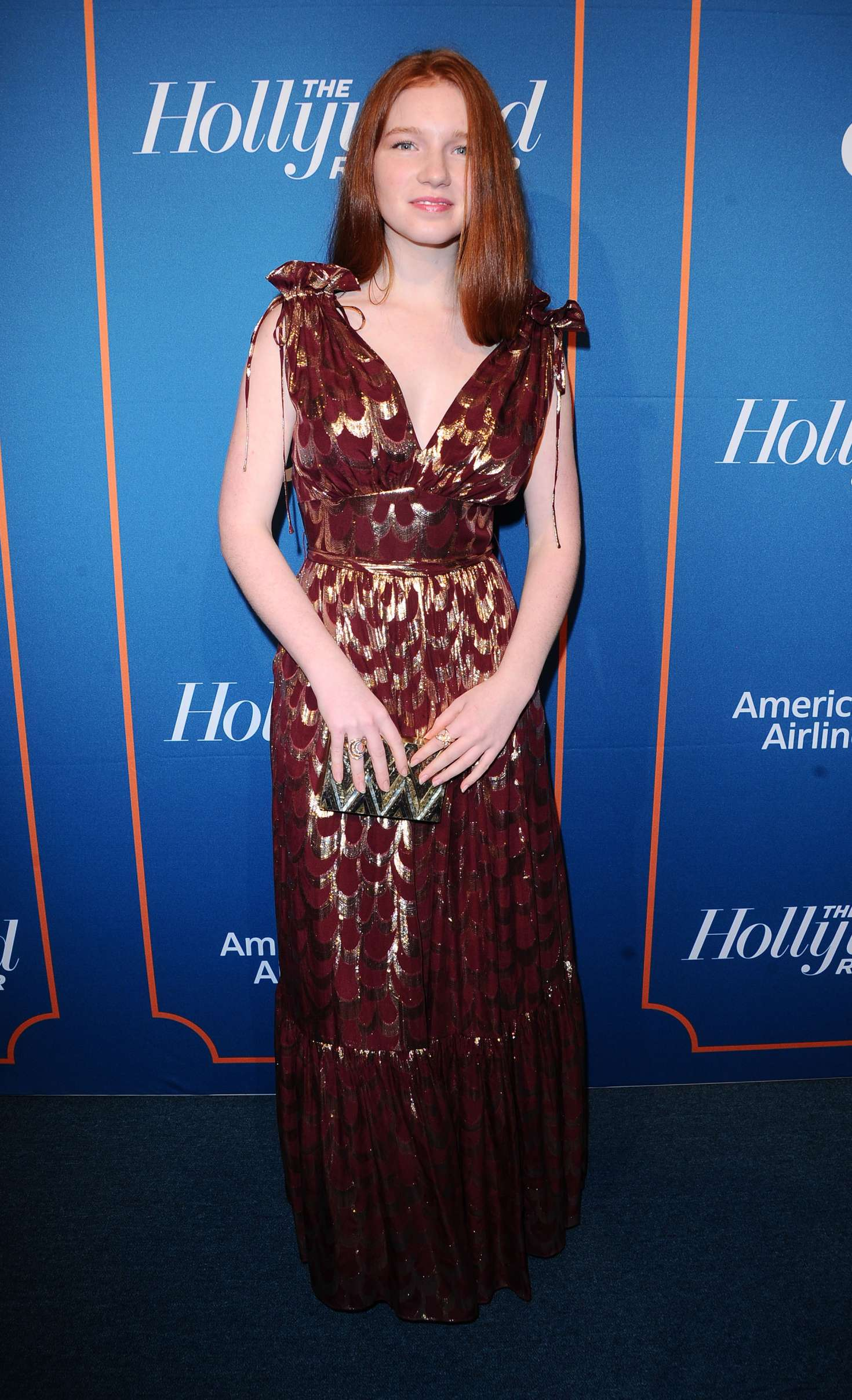 Annalise Basso - The Hollywood Reporter's Nominees Night Party in Beverly Hills