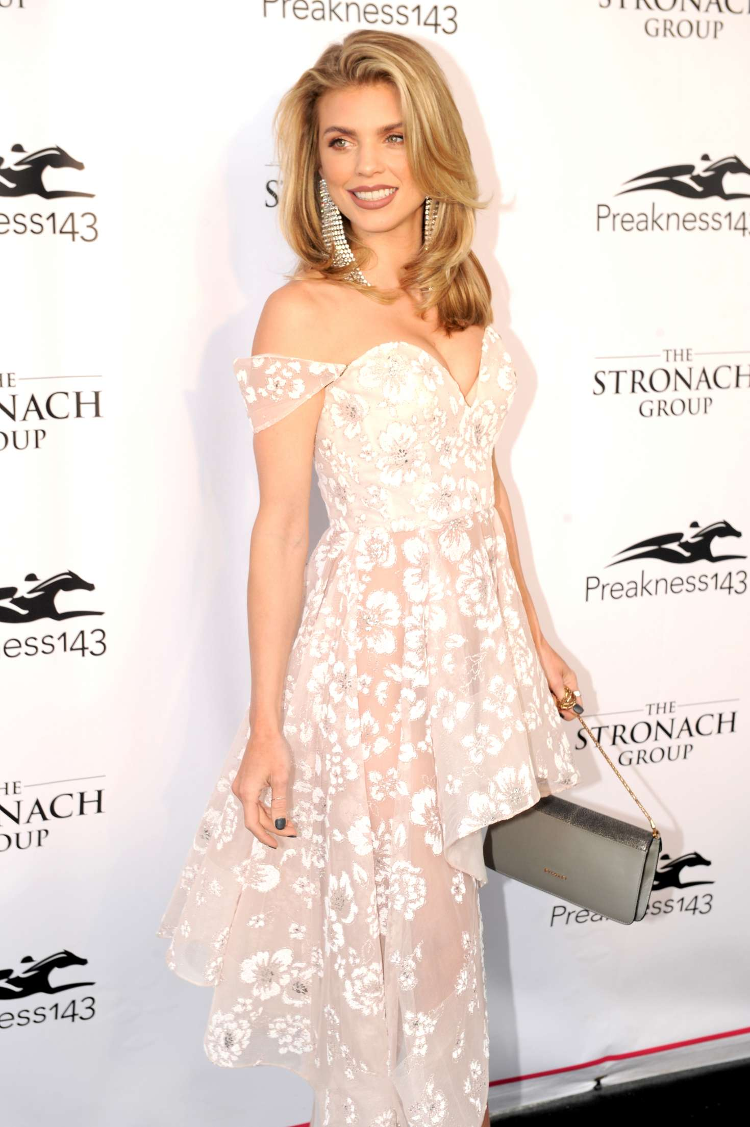 AnnaLynne McCord -143rd Preakness Stakes in Baltimore