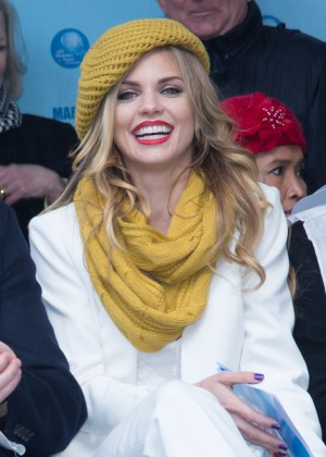 AnnaLynne McCord - 2015 International Women's Day March in NYC
