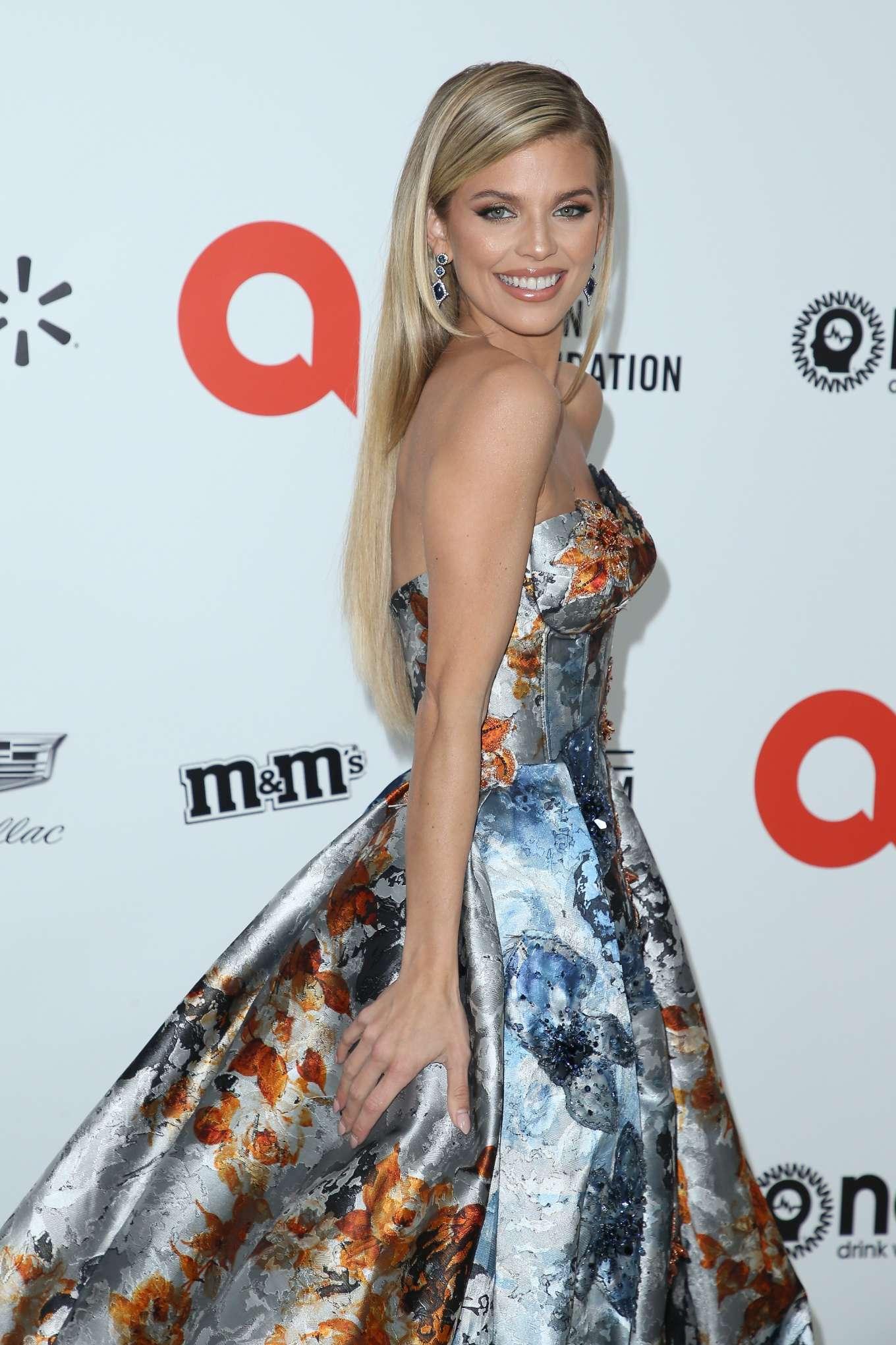AnnaLynne McCord - 2020 Elton John AIDS Foundation Oscar Viewing Party in LA