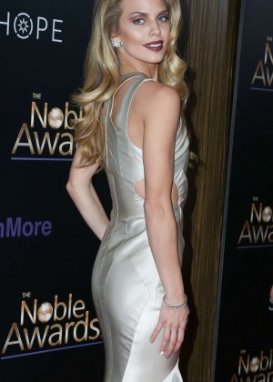 AnnaLynne McCord -Noble Awards 2015 in Beverly Hills