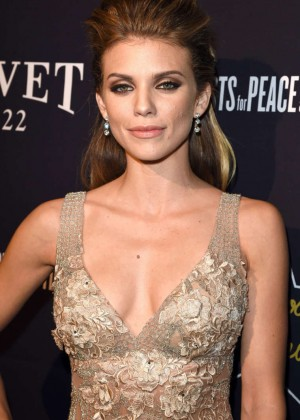 AnnaLynne McCord - Hollywood Domino Gala 2015 in West Hollywood