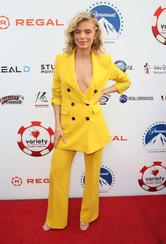 AnnaLynne McCord - 9th Annual Variety Charity Poker and Casino Night in Hollywood