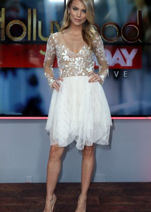 AnnaLynne McCord at Hollywood Today Live -03
