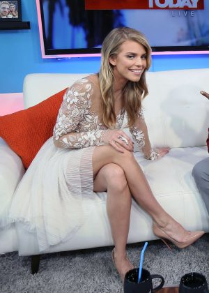 AnnaLynne McCord at 'Hollywood Today Live' in Hollywood