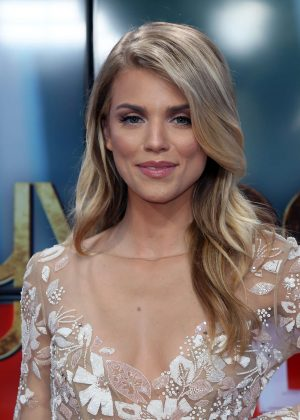 AnnaLynne McCord at Hollywood Today Live -10