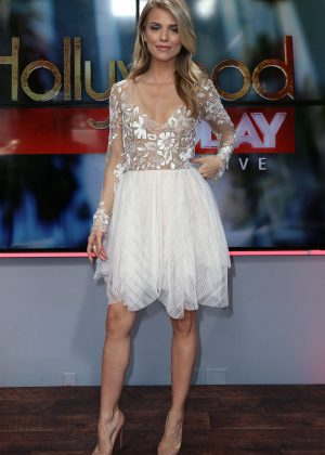AnnaLynne McCord at Hollywood Today Live -11