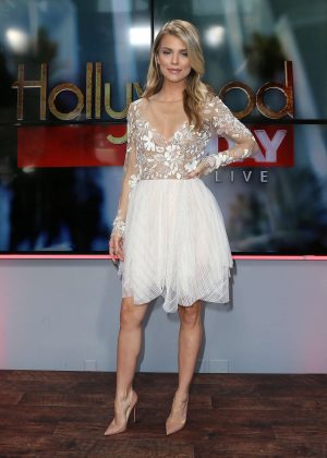 AnnaLynne McCord at Hollywood Today Live -12