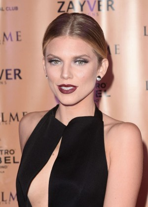 AnnaLynne McCord at the LAPALME Magazine Winter Soiree in LA