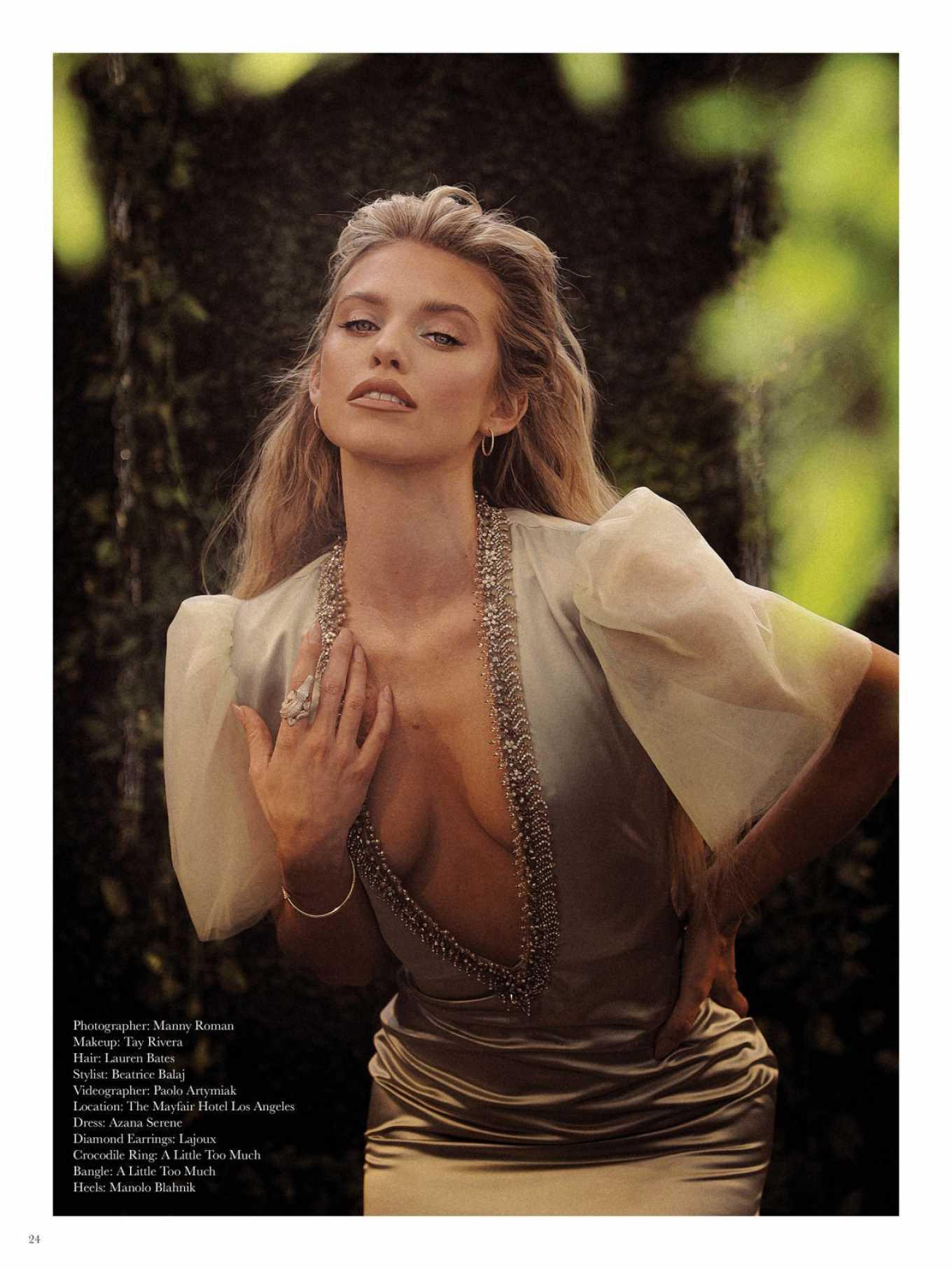 AnnaLynne McCord 2020 : AnnaLynne McCord – Bode Magazine 2020-03