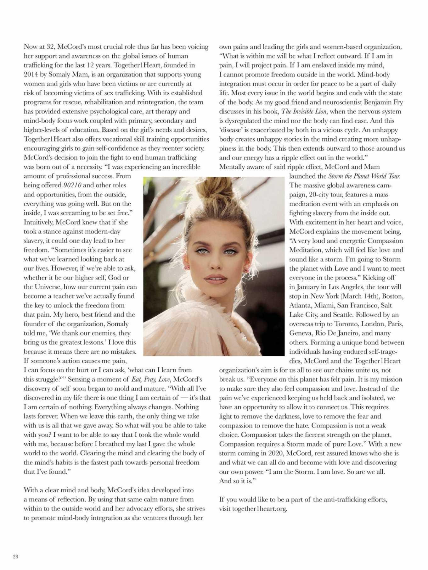 AnnaLynne McCord 2020 : AnnaLynne McCord – Bode Magazine 2020-06