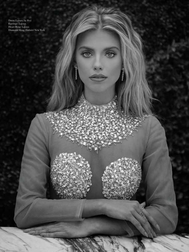 AnnaLynne McCord - Bode Magazine (February 2020)