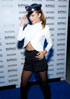 AnnaLynne McCord - Buffalo David Bitton's Jet at the Maxim Party 2015 in Phoenix