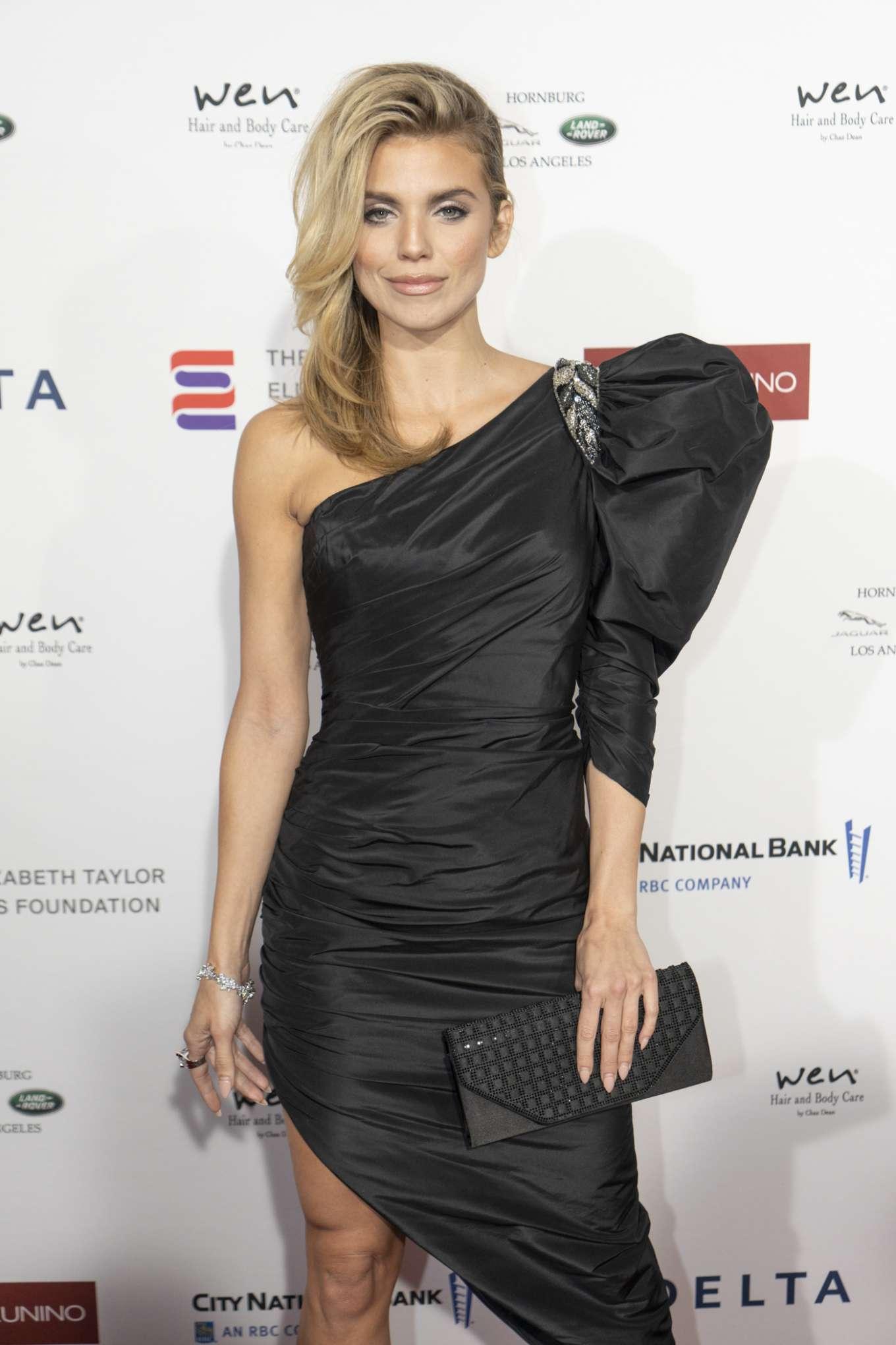 AnnaLynne McCord - Elizabeth Taylor Aids Foundation Event in Los Angeles
