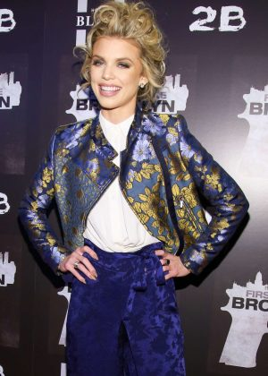 AnnaLynne McCord - 'First We Take Brooklyn' Premiere in New York