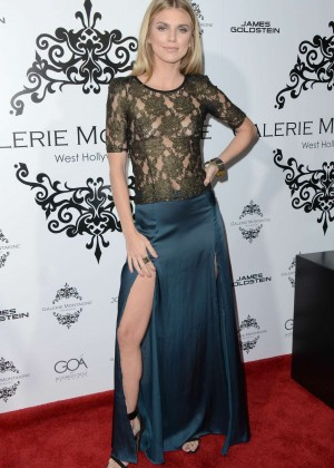 AnnaLynne McCord - Galerie Montaigne Opening in Los Angeles
