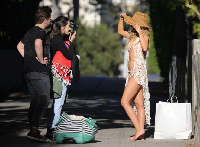 AnnaLynne McCord 2018 : AnnaLynne McCord in Bikini and Swimsuit 2018 -19
