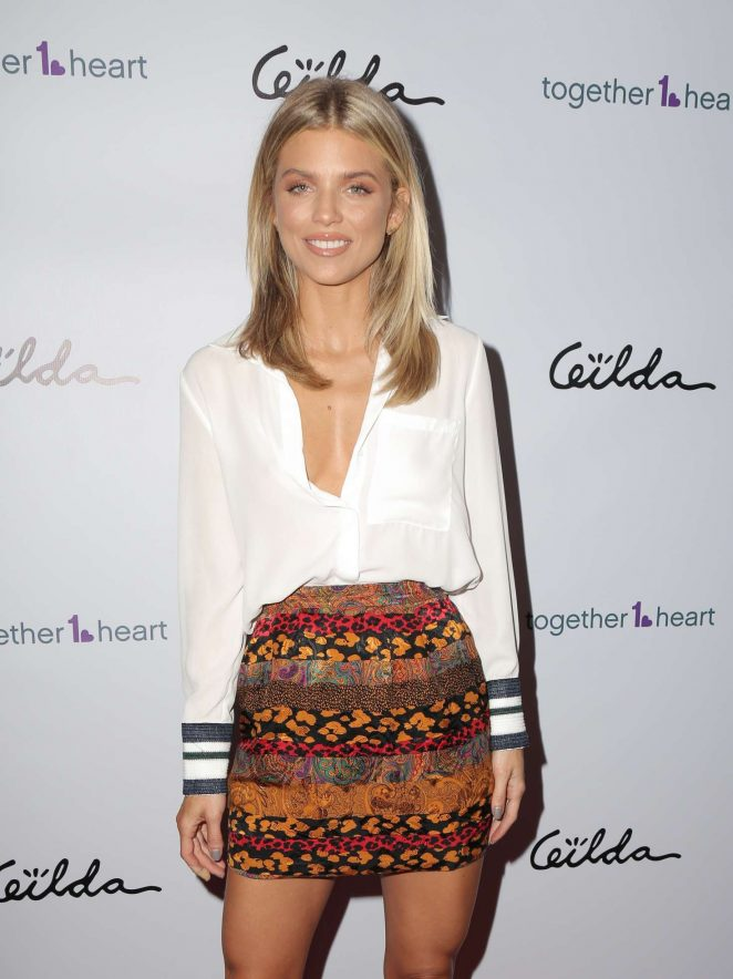 AnnaLynne McCord - Kings and Queens Event Supporting Together 1 heart located in West Hollywood