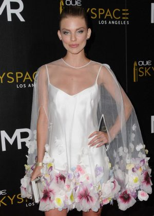 AnnaLynne McCord - Launch Of OUE Skyspace in LA