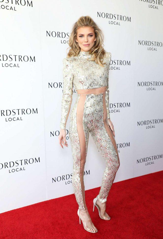 AnnaLynne McCord - Nordstrom Oscar Party in Los Angeles