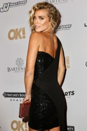 AnnaLynne McCord - OK! Magazine NYFW Party in New York City