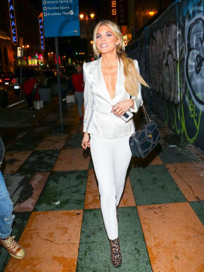 AnnaLynne McCord - Out in Los Angeles