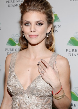 AnnaLynne McCord - Pure Grown Diamonds at Pre-Oscar Party in LA