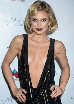 Annalynne McCord - Rachel McCord Birthday Party Benefiting Together1 Heart Charity in LA