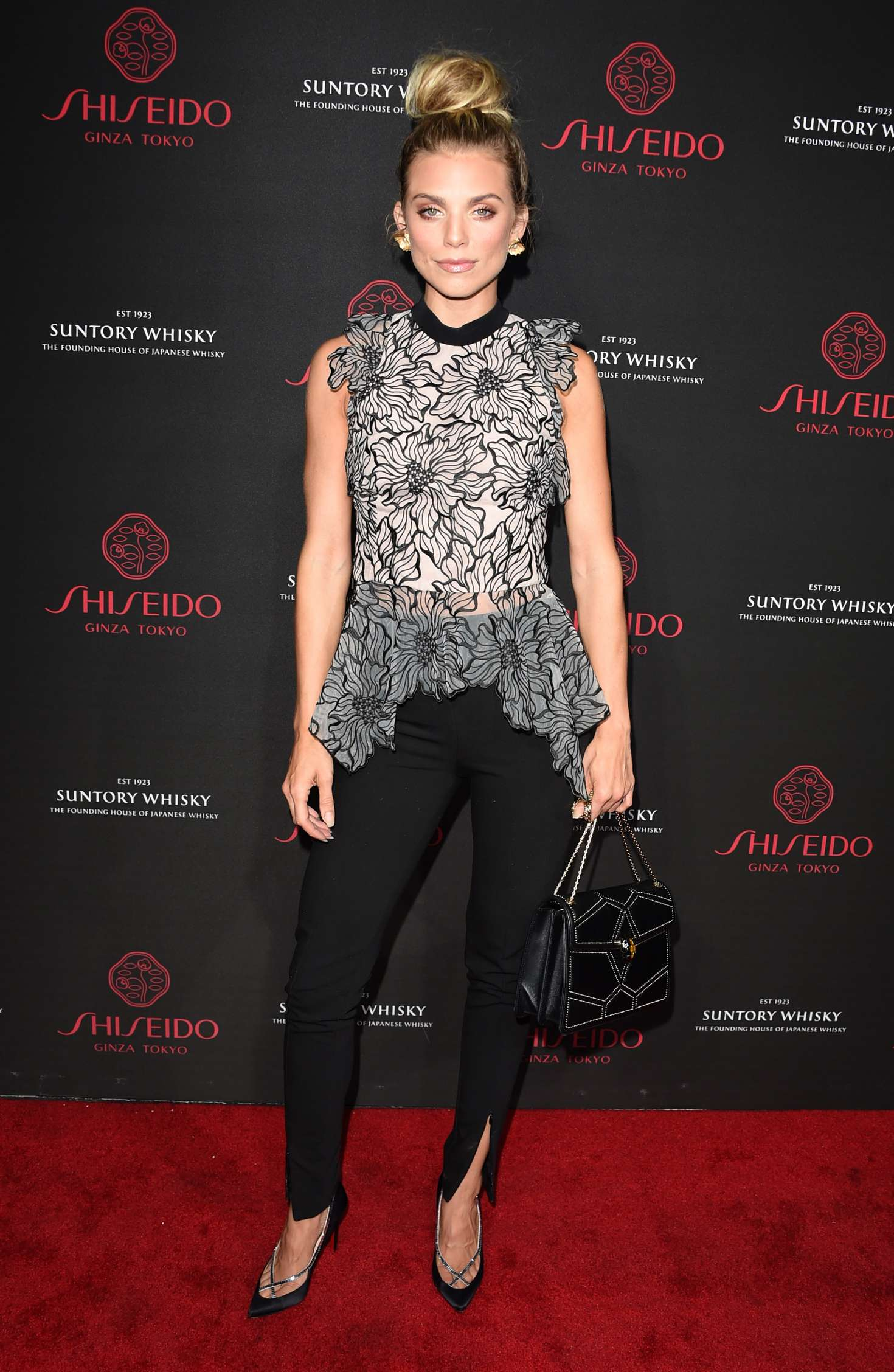 AnnaLynne McCord 2018 : AnnaLynne McCord: Shiseido Makeup Launch -05