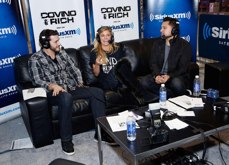 AnnaLynne McCord 2015 : AnnaLynne McCord: SiriusXM at Super Bowl XLIX Radio Row -02