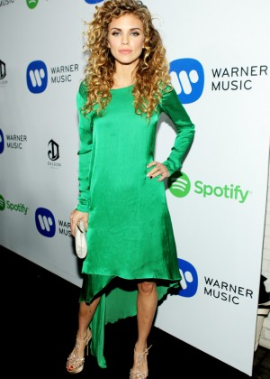 AnnaLynne McCord: Warner Music Group Grammy After Party -03