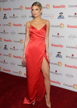 Annalynne McCord - Woman's Day Celebrates 15th Annual Red Dress Awards in NY