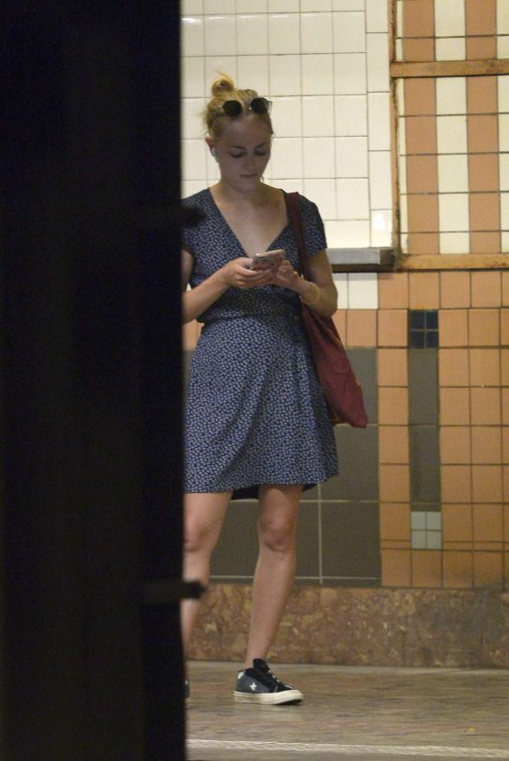 AnnaSophia Robb 2019 : AnnaSophia Robb – In a summer dress out and about in New York-09