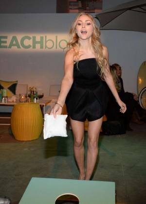 AnnaSophia Robb: John Frieda Hair Care Beach Blonde Collection Party -25